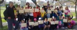 Φωτογραφικό υλικό από επισκέψεις μαθητών στο Πάρκο Κυκλοφοριακής Αγωγής του Δήμου Τρικκαίων