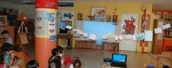 Παίζοντας και μαθαίνοντας στη Δημοτική Βιβλιοθήκη Τρικάλων