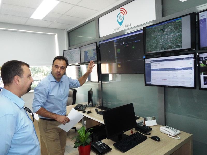 Πέντε τεχνολογικές πρωτοπορίες στον Δήμο Τρικκαίων