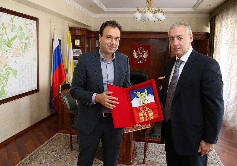 Ρωσικές συνεργασίες για τον Δήμο Τρικκαίων