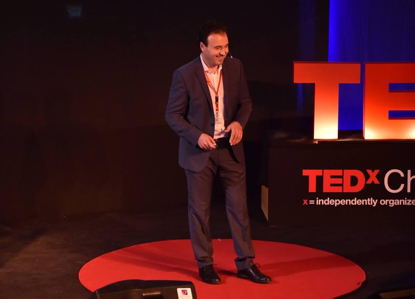 Όταν ο Ασκληπιός συνάντησε τον Μίνωα στο TEDx Χανίων