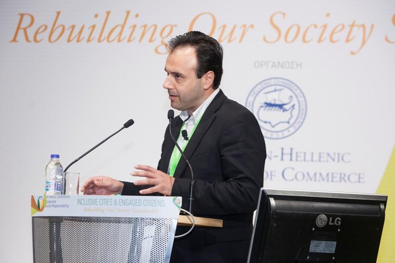Παπαστεργίου: Η καινοτομία στόχος και οδηγός