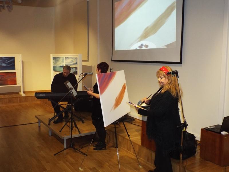 «Ονειρική» έκθεση ζωγραφικής στο Μουσείο Τσιτσάνη