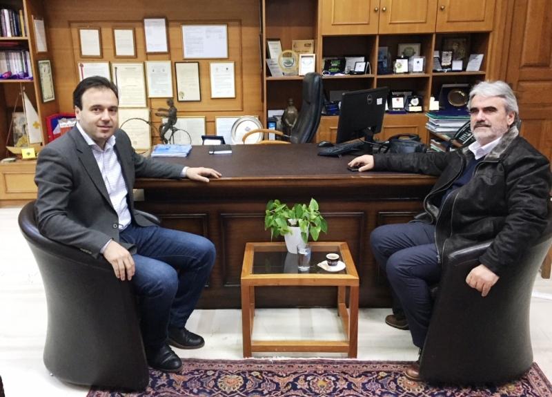 «Πανεπιστημιακή» σύμπλευση Δήμου Τρικκαίων - Επιμελητηρίου
