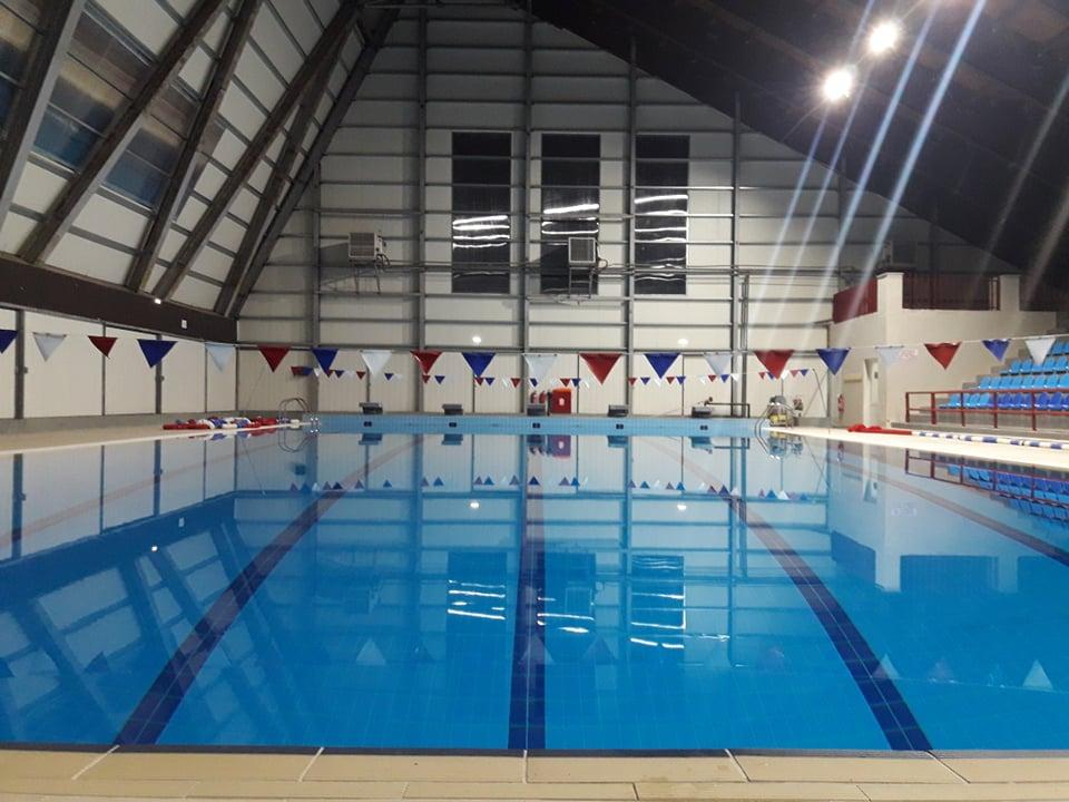 Ανοιχτό από σήμερα το Δημοτικό Κολυμβητήριο Τρικάλων
